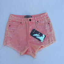 American Style Denim Modern Vintage Iris Jeans Blush Size S New With Tags Photo