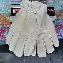 American Workman Grey Gloves Cotton Never Worn Photo