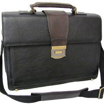 Amerileather Charisma Leather Laptop Briefcase Photo