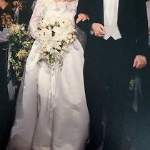 Amsale Custom Designed Wedding Dress Photo
