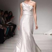 Amsale Hampton Wedding Dress Photo