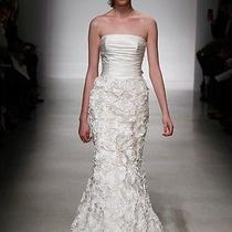 Amsale Penelope Blue Label Wedding Dress Photo