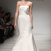 Amsale Ryley Bridal Gown New Never Worn Photo