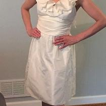 Amsale Short Wedding Dress Photo