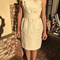 Amsale Short Wedding / Reception Dress Size 10  Photo