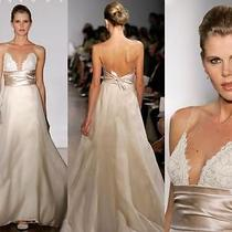 Amsale Wedding Dress Photo