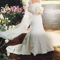 Amsale Wedding Dress Photo
