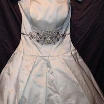 Amsale Wedding Dress - Excellent Condition Photo