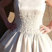 Amsale Wedding Dress Size 2 Photo