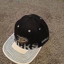 Anaheim Ducks Fitted Reebok Hat Photo