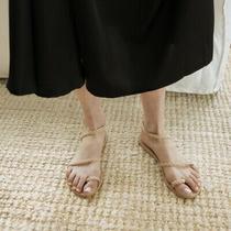 Ancient Greek Sandals Eleftheria Braided Sandals Photo
