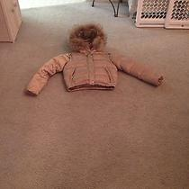 Andrew Marc Girls Coat With Removable Sleeves Gently Worn Photo