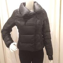 Andrew Marc Kids Girl Black Size 14 Large  Puffer Zip Down Jacket Photo