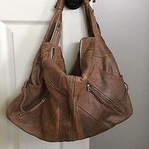 Andrew Marc Leather Handbag Photo