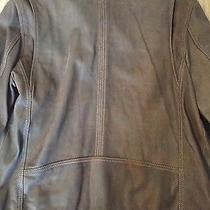 Andrew Marc Leather Jacket Photo