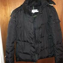 Andrew Marc Marc New York Black Puffer Jacket Size Xs Photo
