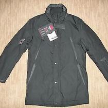 Andrew Marc Mens Heat System Ipod Winter Heated Jacket Coat Sz Small  Nwt  795 Photo