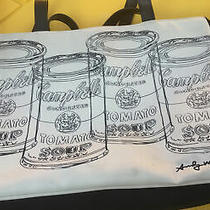 Andy Warhol Campbell's Soup Can Tote Bag Purse by Accessory Island Photo