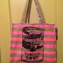 Andy Warhol Foundation Loop Nyc Campbell's Tomato Soup Tote With Coin Purse Photo