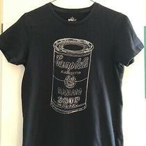 Andy Warhol Small Campbells Soup Shirt Photo