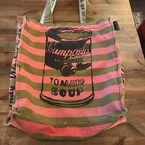 Andy Warhol Tote Bags - Campbells Tomato Soup Photo