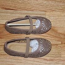 Angel Blush Flats Fairy Shoes Size 8 New Without Box Photo