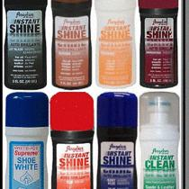 Angelus 310 Instant Shoe Shine With Applicator Liquid High Gloss Shine 3oz Photo