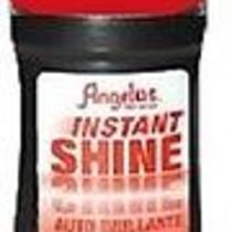 Angelus Instant Shoe Shine W/applicator Liquid High Gloss Finish Red 3oz Photo