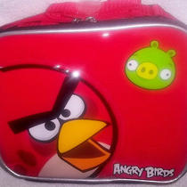 Angry Bird Lunchbox New Lunch Bag N W T Photo