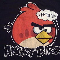 Angry Birds Red Angry Bird Quotation