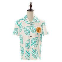 Animal Crossing Tom Nook Shirt Cosplay Costume Summer Shirt Tee Top Photo