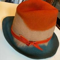 Anita Hopkins La Hat Wool Excellent Condition Pristine Clean Beautiful Photo
