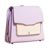 Ann Creek Women's   Medium Everyday Backpack Lilac/blush Front Size Osfa Photo