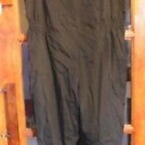 Ann Taylor Black Jumpsuit Size 4 Nwt Photo