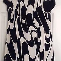 Ann Taylor Blue/white Dress Photo