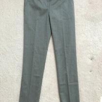 Ann Taylor Gray Dress Pant - Size 00 Photo
