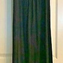Ann Taylor Loft Maxi Dress-Black-Size 4 Photo
