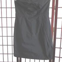 Ann Taylor Loft Nicely Embellished Strapless  Dress -  Size 12 Photo