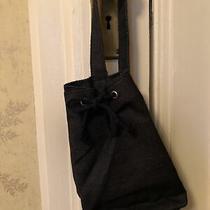 Ann Taylor Loft Small Denim Shoulder Bag Photo