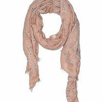 Ann Taylor Loft Women Pink Scarf One Size Photo