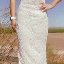 Anna Campbell - Kira Lace Wedding Dress - Size M - Worn Once Photo