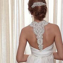 Anna Campbell Wedding Dress Photo