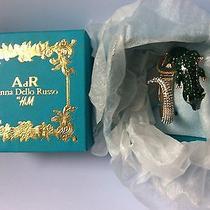 Anna Dello Russo h&m Adr Ornate Zebra Bracelet Cuff Party With Gift Box Rare  Photo