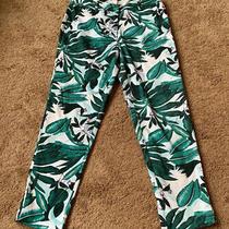 Anna Glover Hm Floral Pants Size 10 Photo