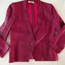Anne Klein Blazer Sz 10 Suit Jacket  Career  O1 Photo
