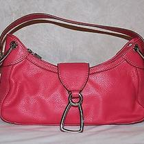 Anne Klein Pink Purse/handbag Like New Condition Photo