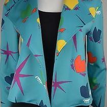 Anne Klein Size 6 Heart Free Style Open Blazer Jacket New Nwt Photo