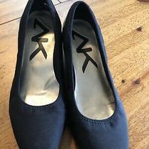 Anne Klein Sport 10 Black Wedge Photo