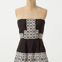 Anthropologie Architecture Corset Top by Hd in Paris 6 Retail 98 Photo
