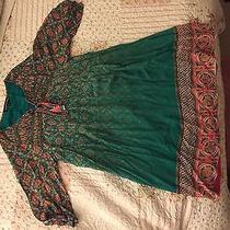 Anthropologie - Beautiful Embelished Tunic Dress - Size S Photo